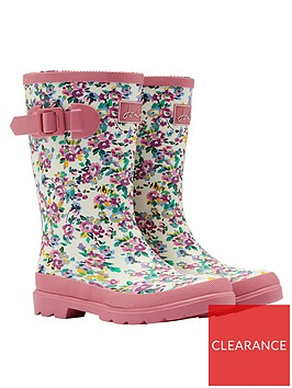 joules-girls-ditsy-wellies-white