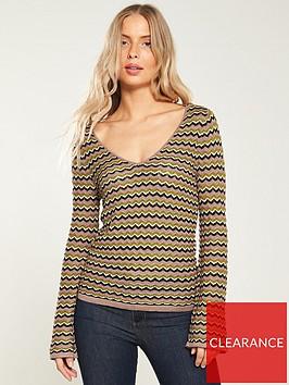 river-island-zig-zag-knit-top--beige