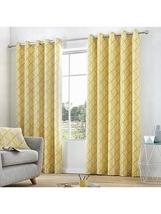 fusion-brooklyn-lined-eyelet-curtains