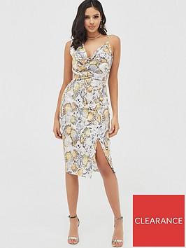 lavish-alice-cowl-neck-belted-midi-dress-snake-print