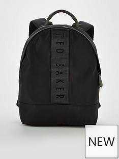 ted-baker-regon-backpack-black