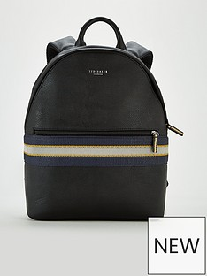ted-baker-shellz-webbing-backpack