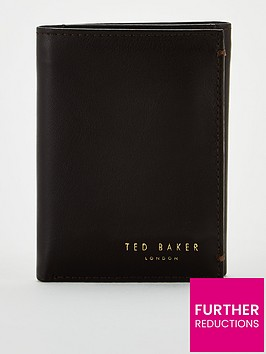 ted-baker-core-mini-card-leather-wallet-chocolate