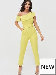 lavish-alice-off-the-shoulder-tailored-jumpsuit-acid-yellow