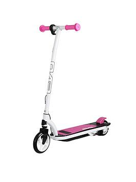 Evo 6V Electric Scooter - Pink