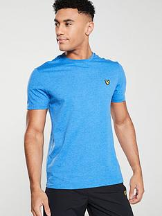 lyle-scott-fitness-martin-t-shirt-blue-marl