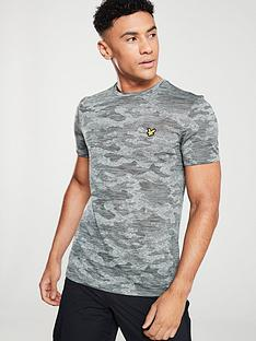 lyle-scott-fitness-camo-run-t-shirt-spruce-camo