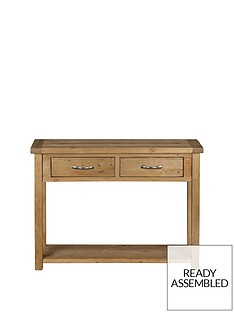julian-bowen-aspen-solid-pine-console-table