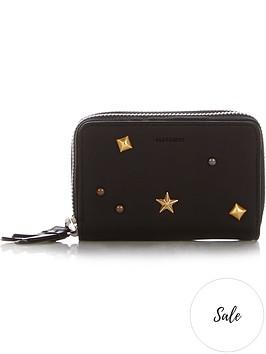 allsaints-mazzynbspstar-studs-zip-around-card-holder-purse-black