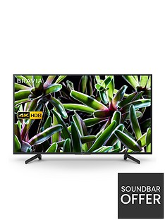 sony-bravia-kd55xg70-55-inch-4k-ultra-hd-hdr-smart-tv-black