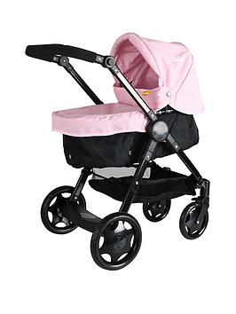 joie-junior-litetrax-travel-system-pram