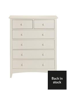 julian-bowen-cameo-4-2-drawer-chest