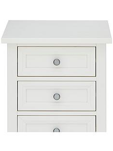 julian-bowen-maine-3-drawer-bedside-chest