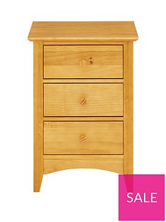 julian-bowen-kendal-solid-pine-3-drawer-bedside-chest