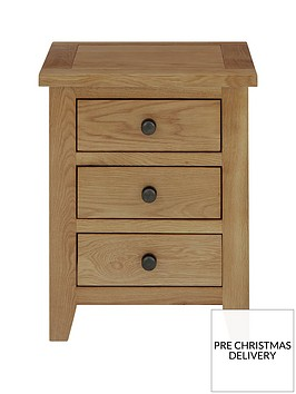 julian-bowen-marlborough-ready-assembled-3-drawer-solid-oakoak-veneer-bedside-cabinet