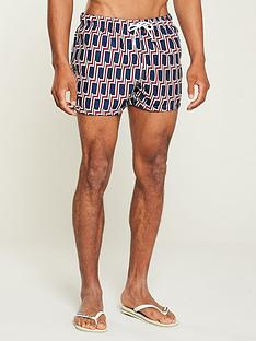 river-island-joey-geo-swim-shorts