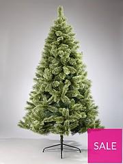 White Christmas Trees Christmas Trees Very Co Uk