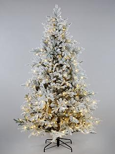 pre-lit-frosted-real-look-bell-shaped-christmas-tree-6ft