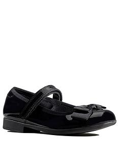 clarks-kidnbspscala-tap-patent-bow-school-shoes-black
