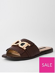 6ac573739ba5d Ladies Sandals | Strappy Sandals | Flip-Flops | Very.co.uk
