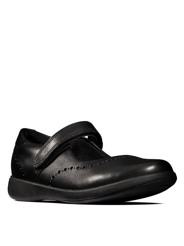 Clarks Etch Craft Kids Shoe