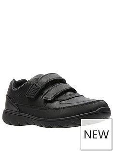 clarks-older-boys-venture-walk-strap-shoe