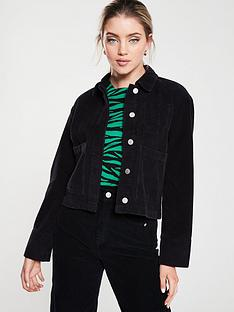 whistles-utility-cord-jacket-black