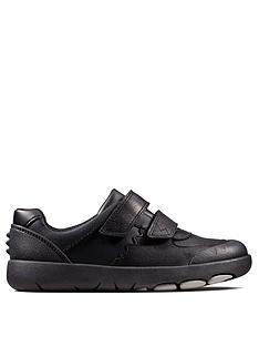 clarks-rex-pace-school-shoes-black-leather