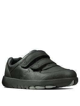 clarks-rex-pace-school-shoes-black
