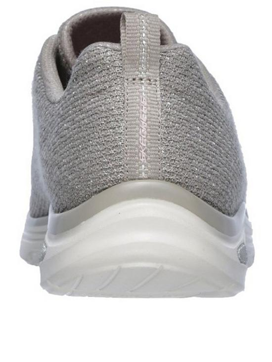 Skechers Relaxed Fit Empire D'Lux Burn Bright Women's Sneakers Shoes
