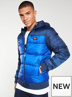 ellesse-brenta-hooded-jacket-blue
