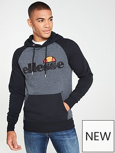 ellesse-taliamento-raglan-overhead-hoodie-dark-grey