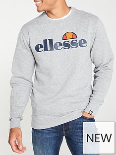 ellesse-succiso-crew-neck-sweat-grey-marl