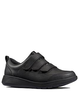clarks-boysnbspyouth-scape-sky-strap-school-shoes-black-leather