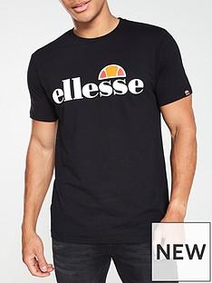 ellesse-prado-t-shirt-black