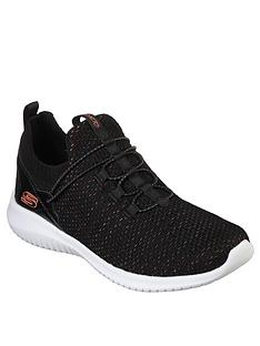skechers-ultra-flex-more-tranquility-trainers-black
