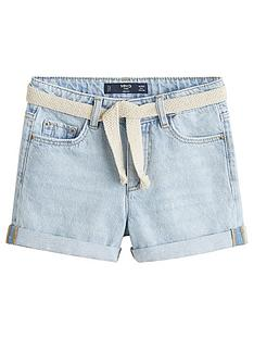 mango-girls-turn-up-denim-short