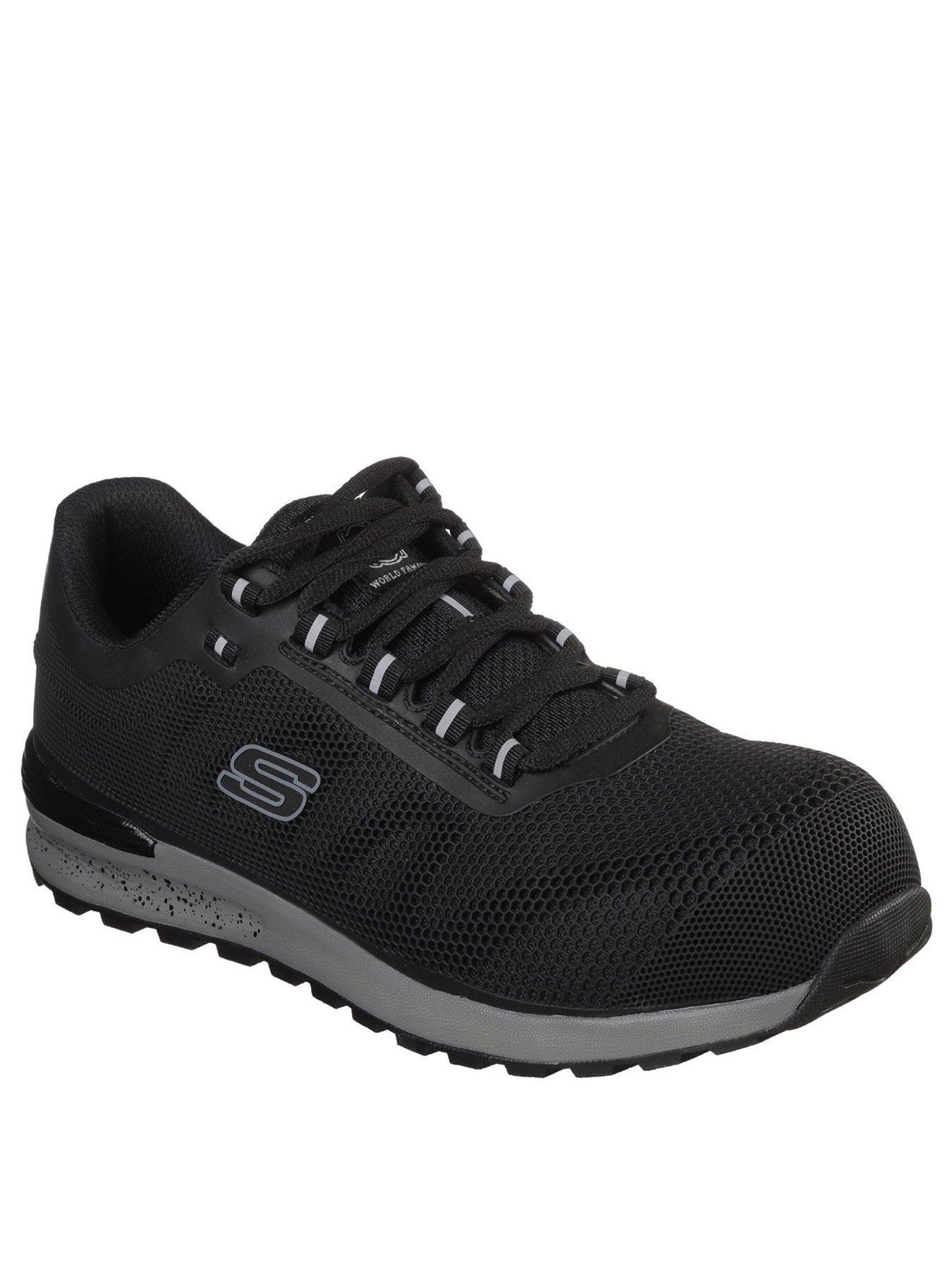 Black | Skechers | Trainers | Men | www