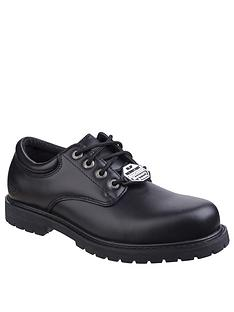 skechers-cottonwood-elks-lace-up-shoe-black