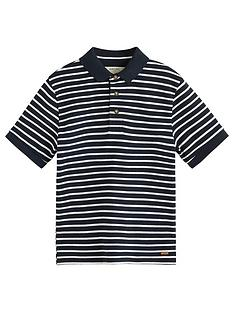 mango-boys-short-sleeve-colourblock-polo-shirt-navy