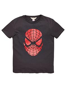 mango-boys-short-sleeve-spiderman-t-shirt-charcoal