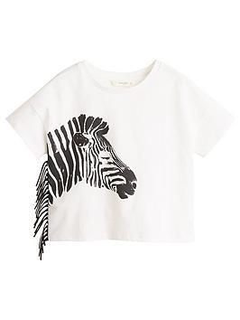 mango-girls-short-sleeve-zebra-t-shirt