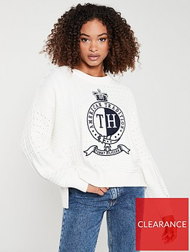 tommy-hilfiger-valounenbsppatchwork-knit-jumper-classic-white
