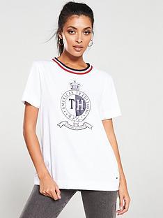 tommy-hilfiger-cherise-crew-neck-t-shirt-classic-white