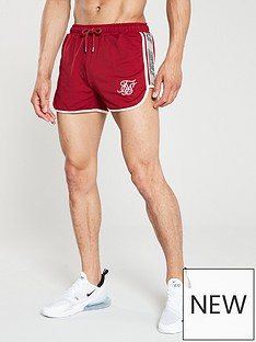 sik-silk-runner-shorts-red