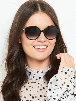 max-mara-rounded-cat-eye-sunglasses-black