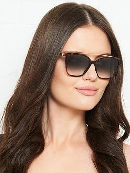 max-mara-square-double-bridge-sunglasses-tortoiseshell