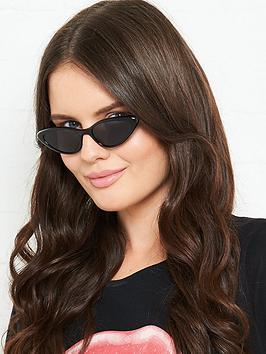 marc-jacobs-micro-cat-eye-sunglasses-black