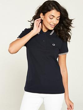 fred-perry-twin-tipped-polo-shirt-navy