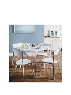 julian-bowen-casa-90-x-90-cm-square-dining-table-4-chairs